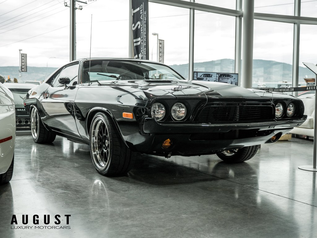 Pre-Owned 1973 Dodge Challenger Custom RestoMod