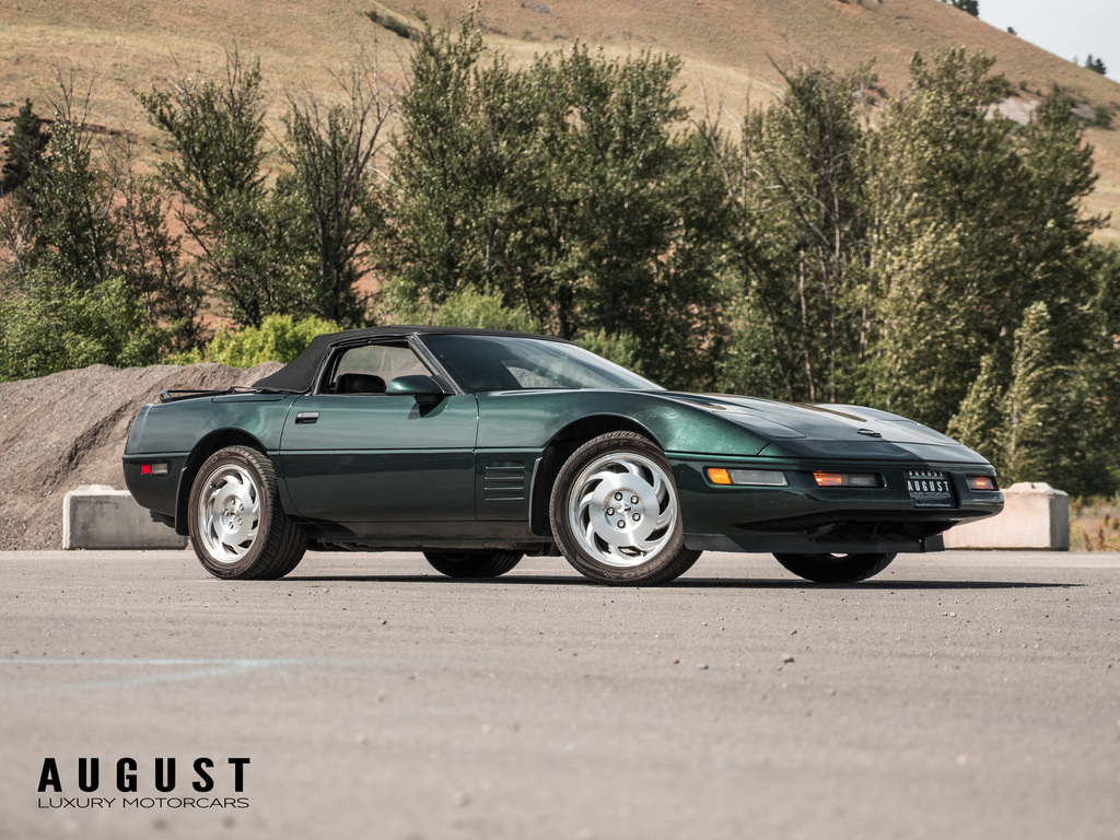 Pre-Owned 1993 Chevrolet Corvette Convertible