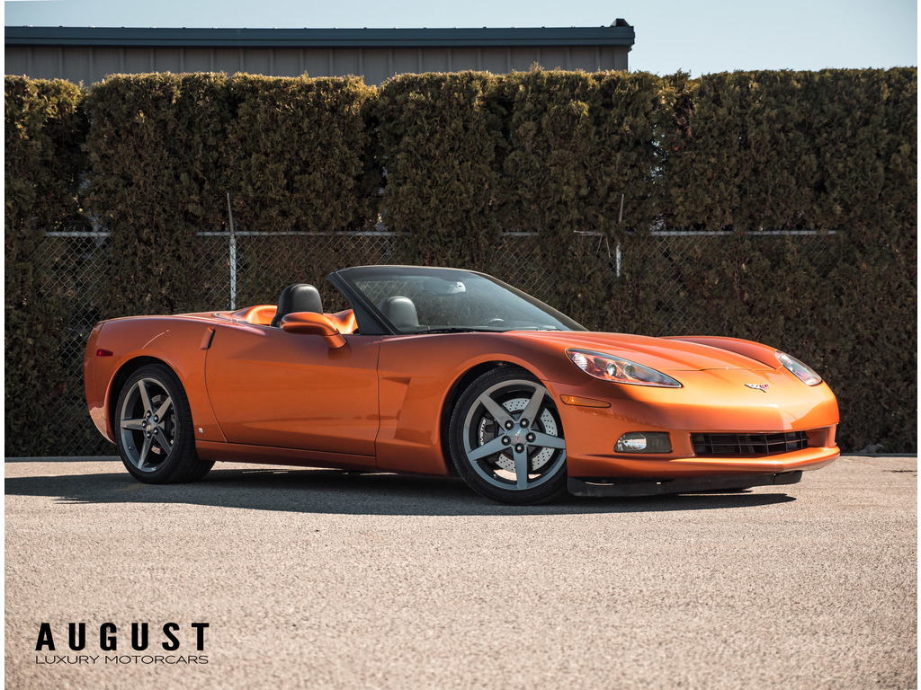 Pre-Owned 2007 Chevrolet Corvette 3LT,Z51