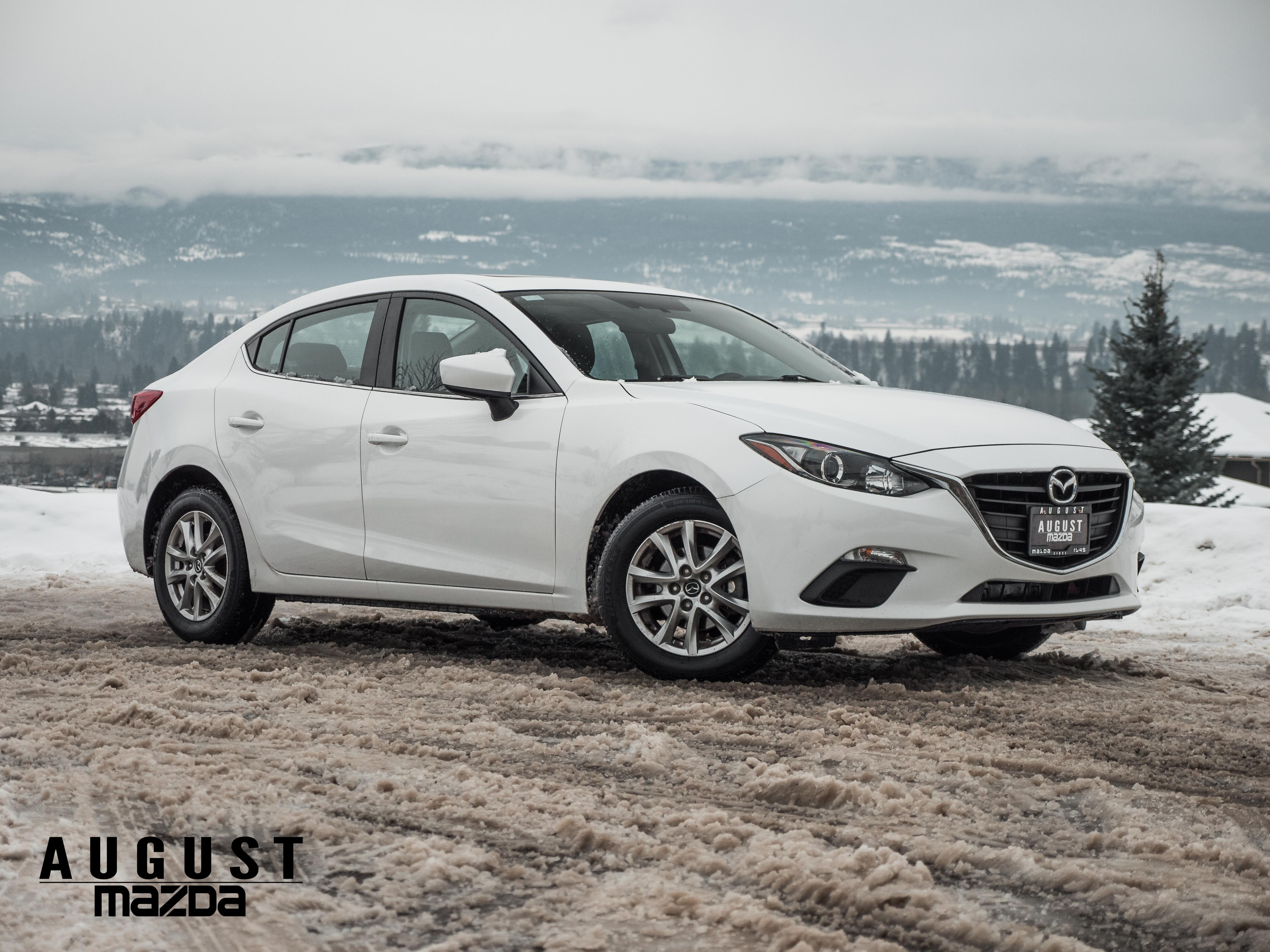 Pre-Owned 2015 Mazda 3 GS