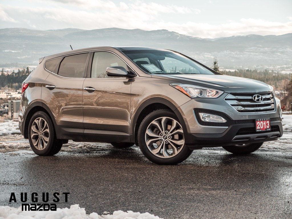 Pre-Owned 2013 Hyundai Santa Fe Sport 2.0T Limited