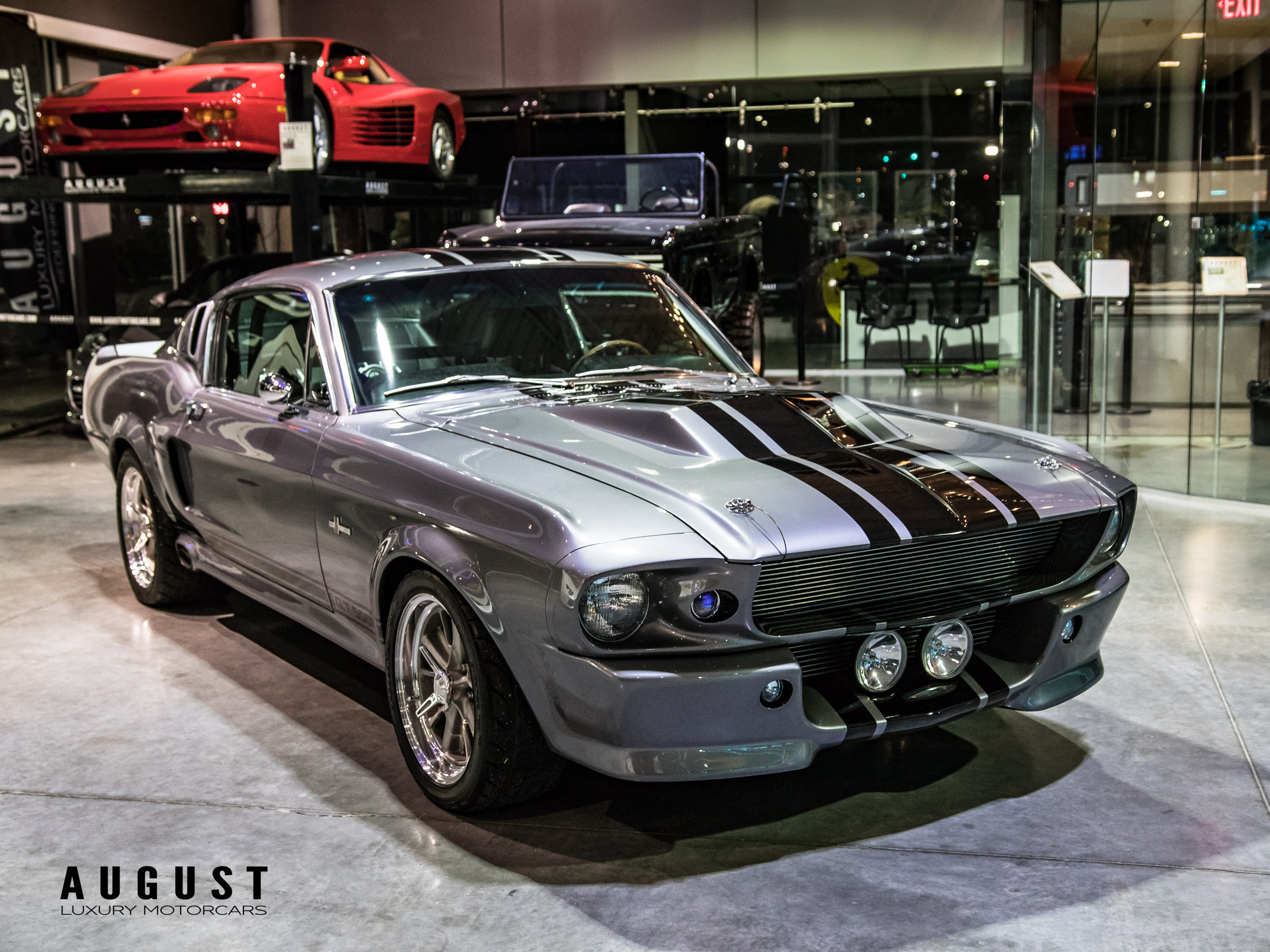 Pre-Owned 1967 Ford Mustang Shelby GT500E Eleanor Super Snake