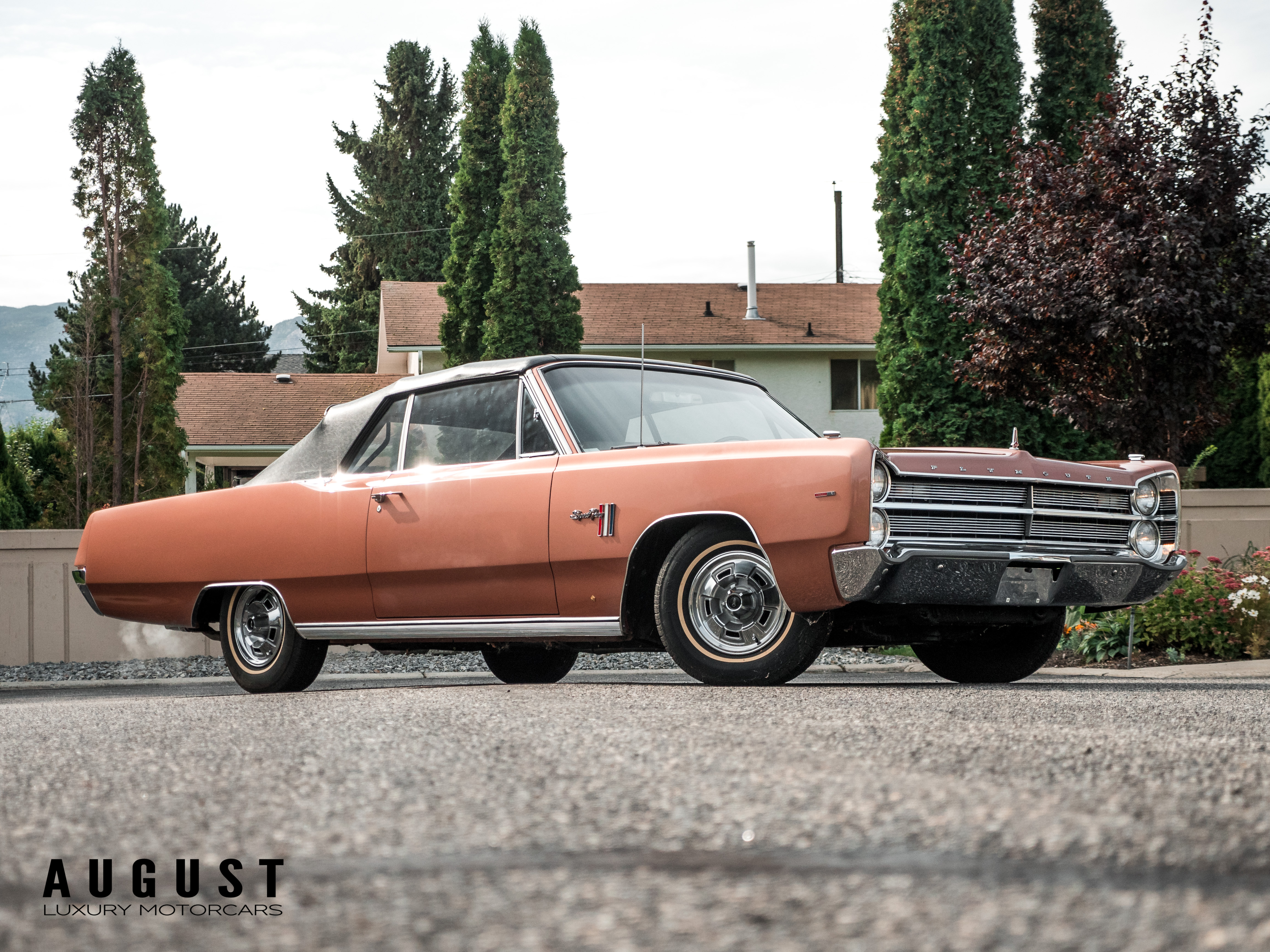 Pre-Owned 1967 Plymouth Sport Fury Fully Appraised