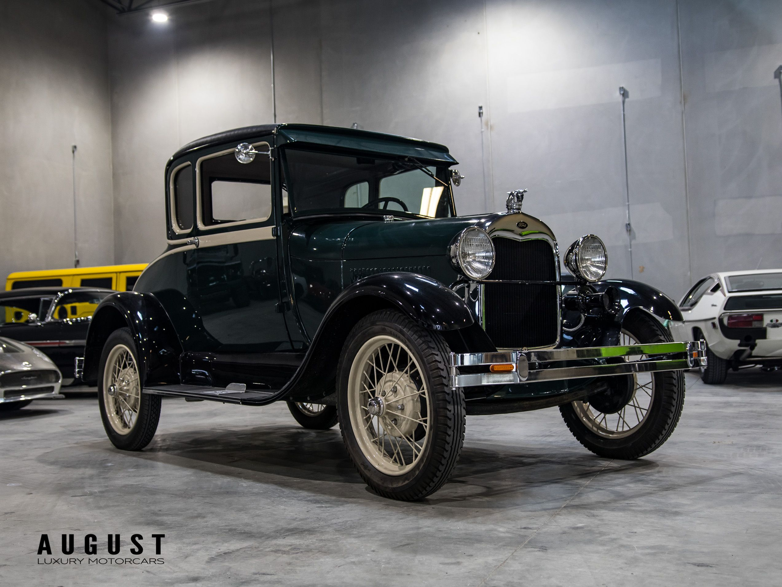 Pre-Owned 1928 Ford Model A