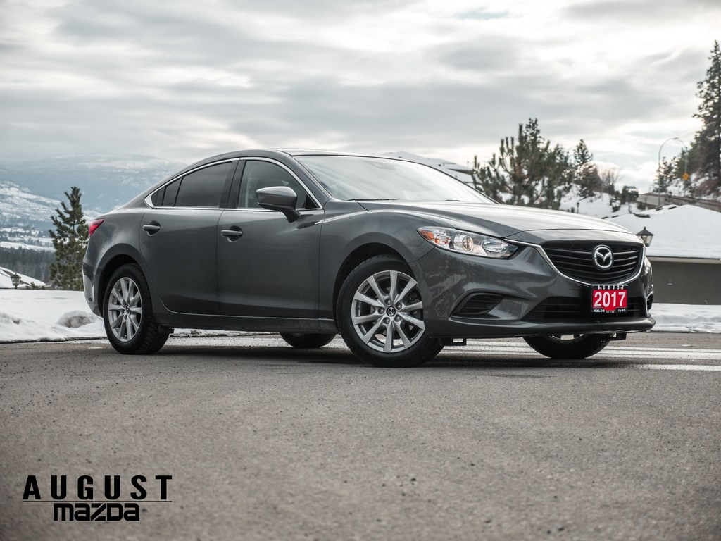 Pre-Owned 2017 Mazda6 GS-L