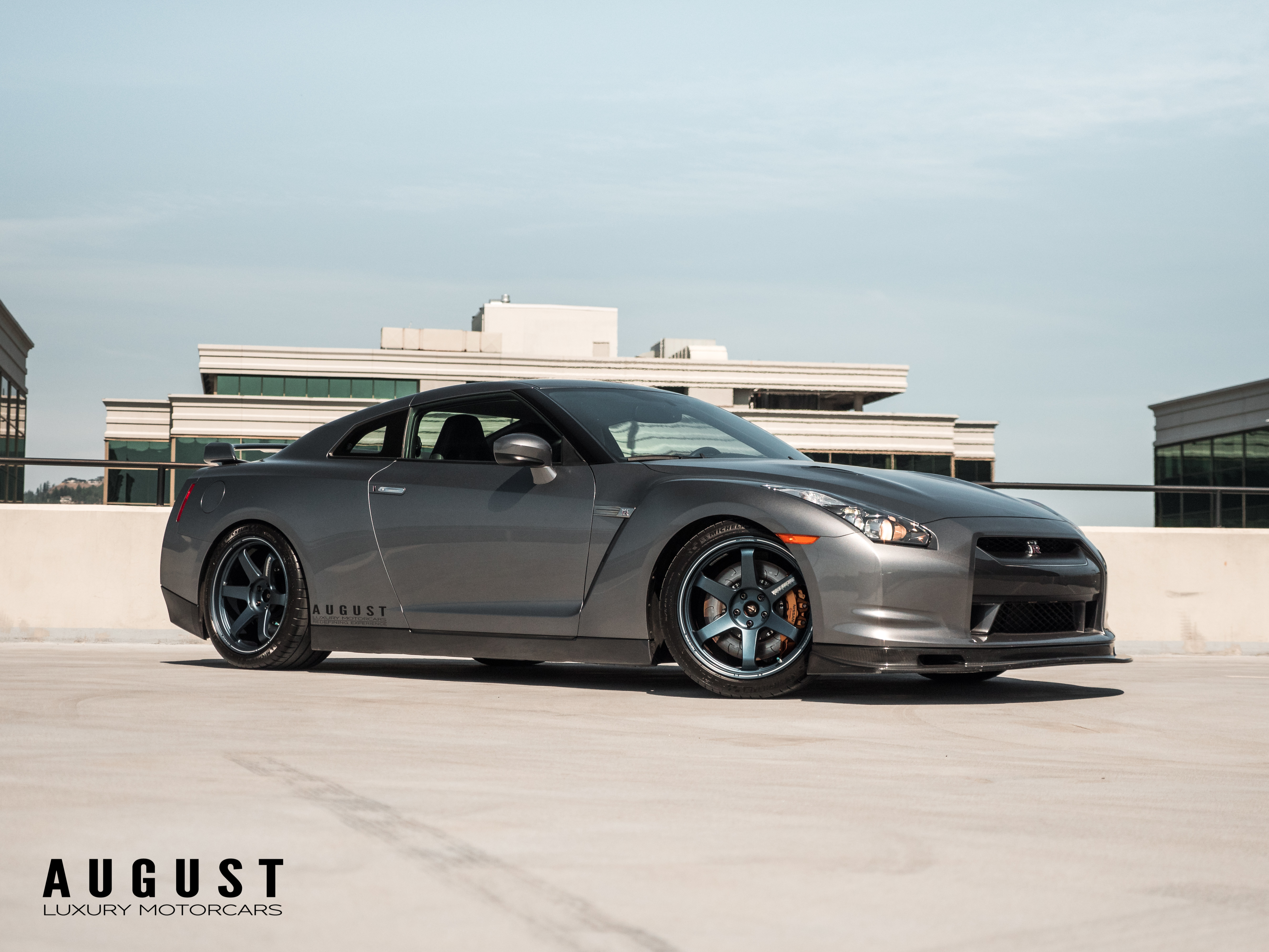 Pre-Owned 2011 Nissan GT-R Premium