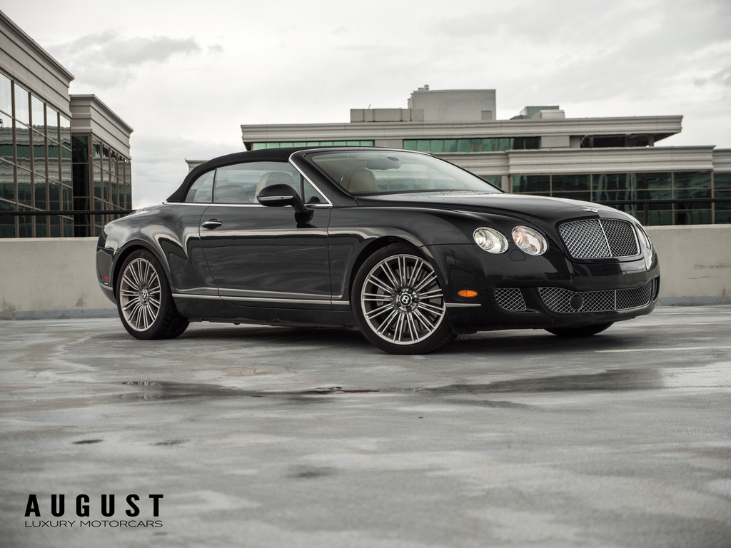 Pre-Owned 2011 Bentley Continental GT Speed
