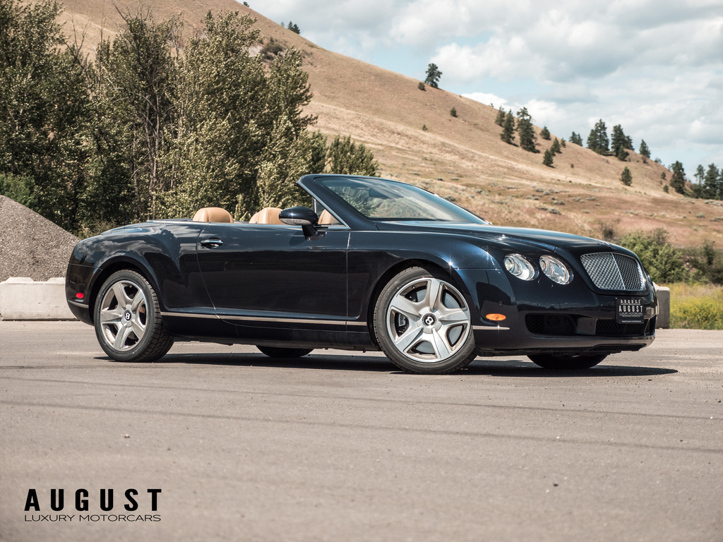 Pre-Owned 2007 Bentley Continental GTC W12