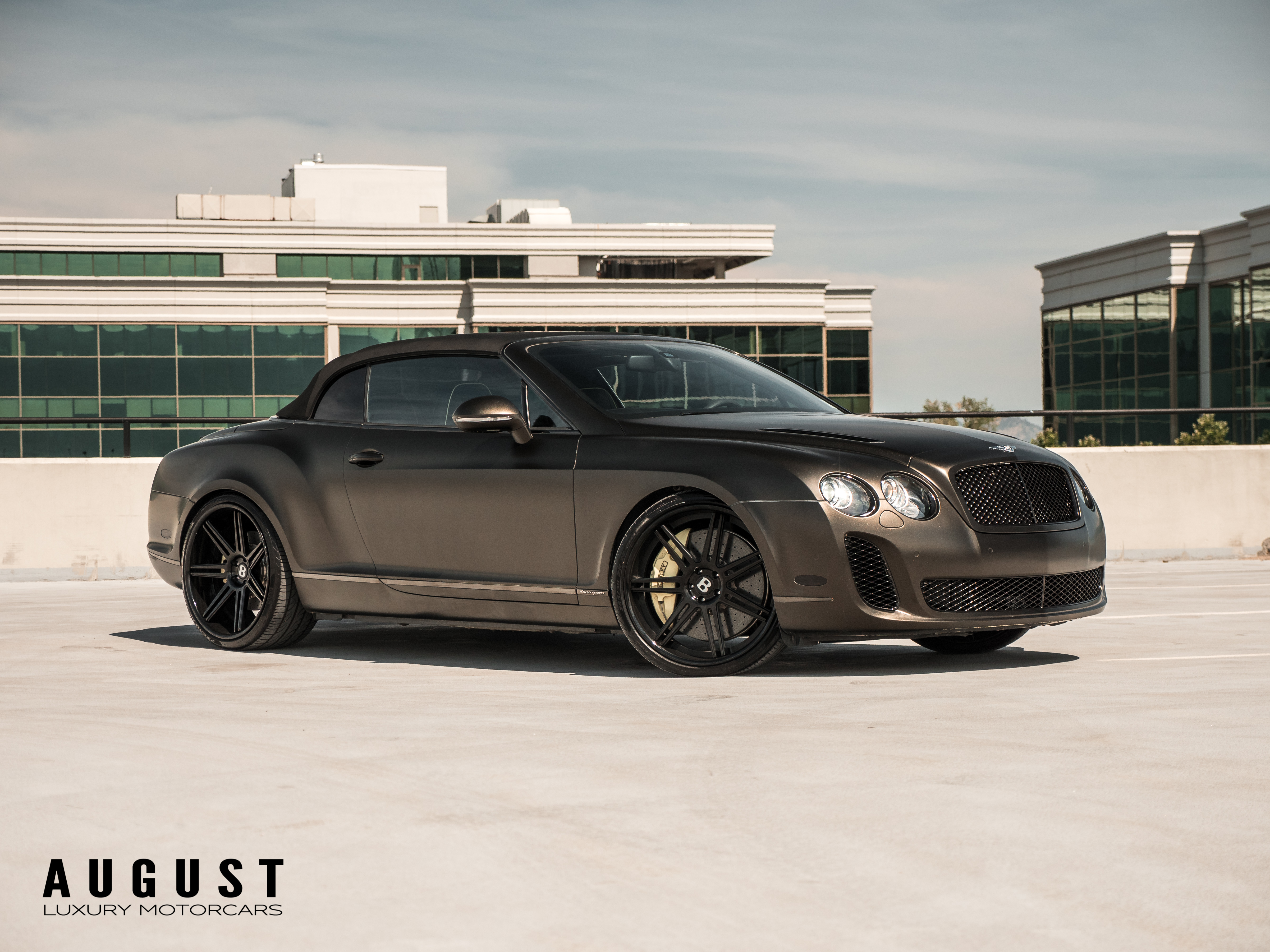 Pre-Owned 2011 Bentley Continental Supersports