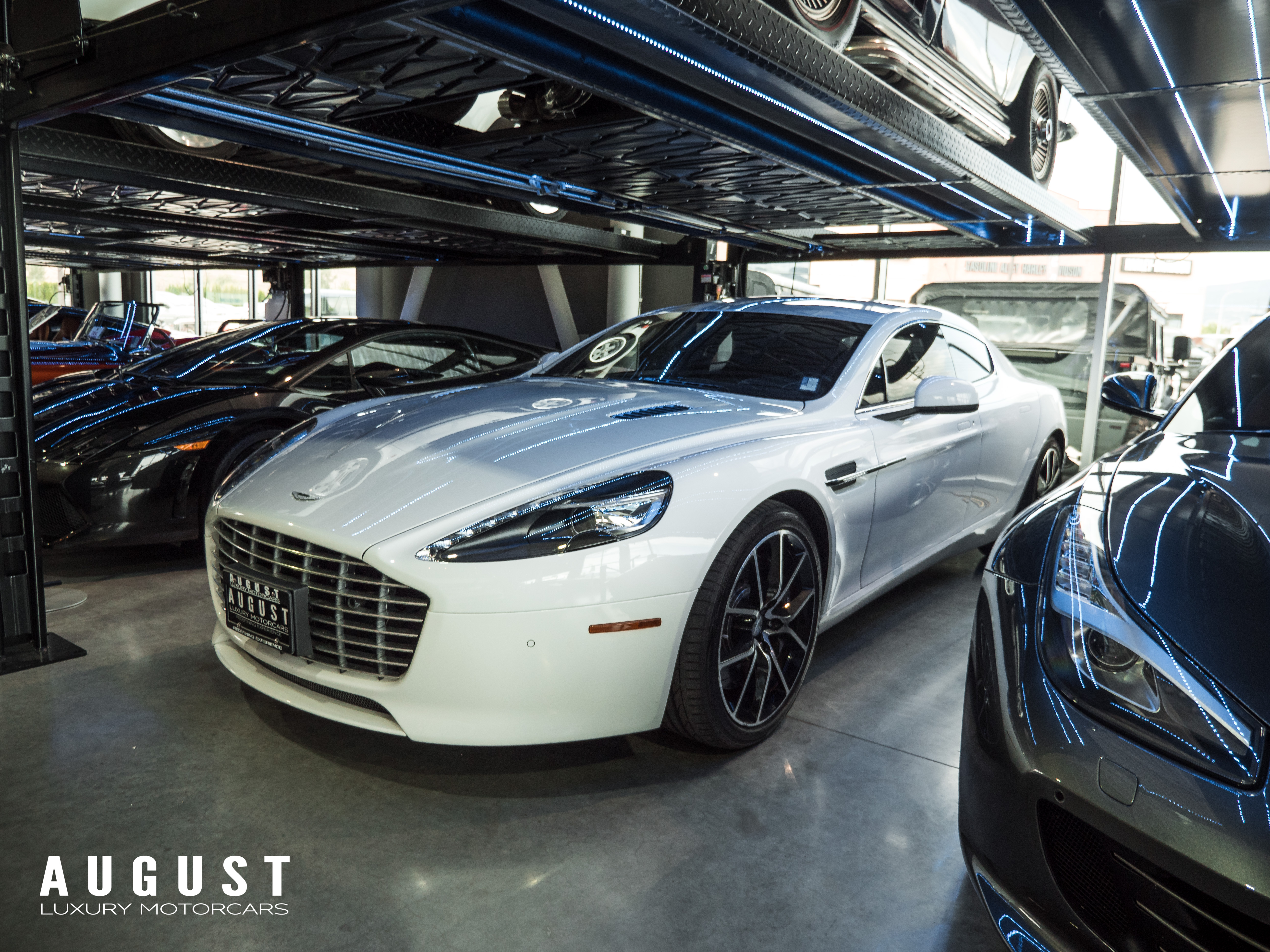 Pre-Owned 2014 Aston Martin Rapide S