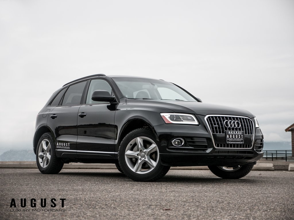 Pre-Owned 2016 Audi Q5 2.0T Komfort 2 Sets of tires included