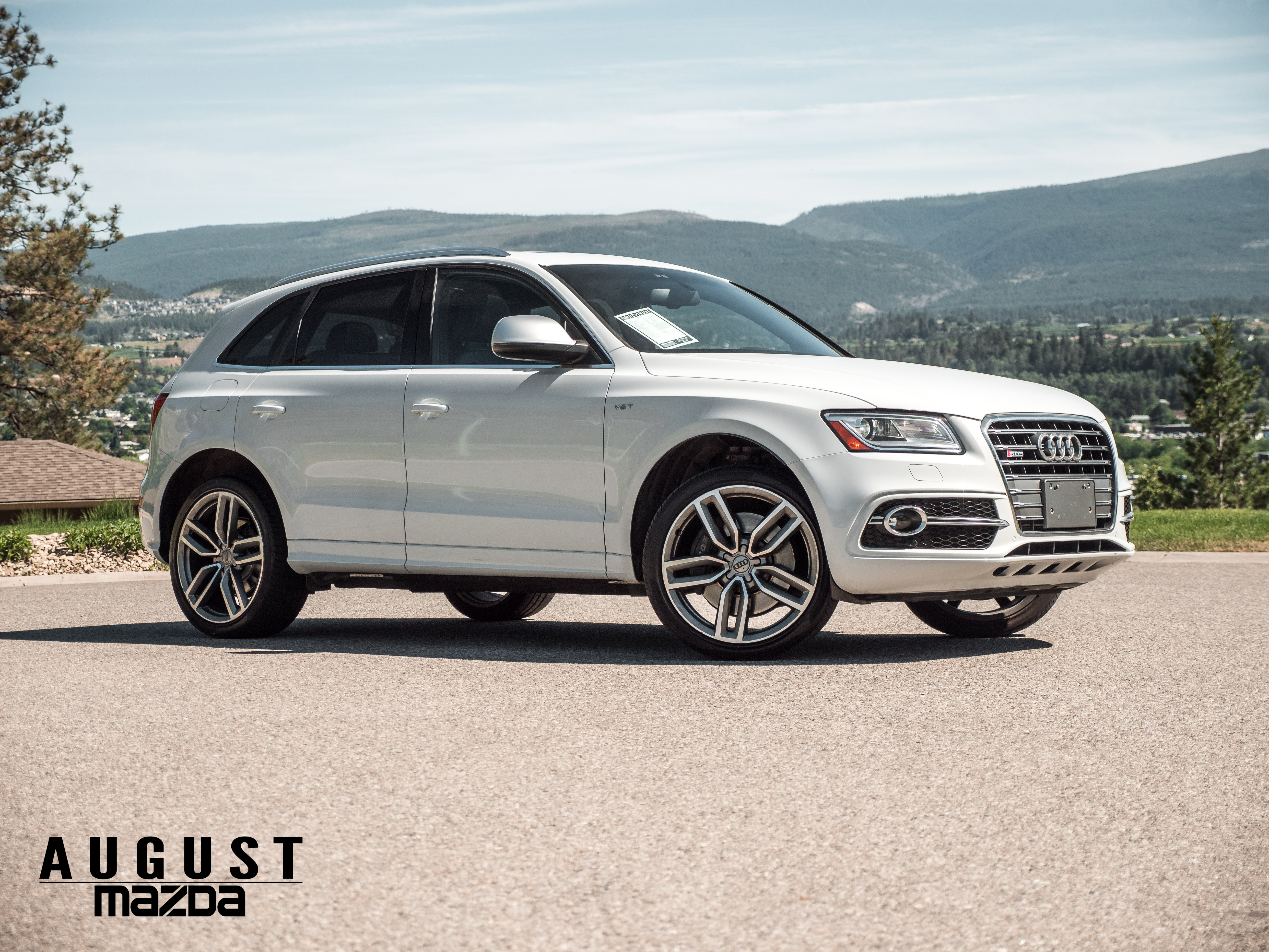 Pre-Owned 2014 Audi SQ5 -