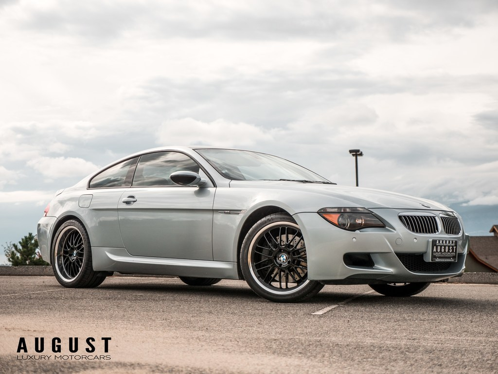 Pre-Owned 2006 BMW M6 Custom Wheel Package
