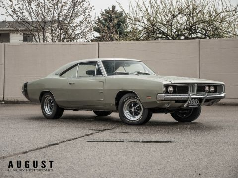 Pre-Owned 1969 Dodge Charger R/T 440