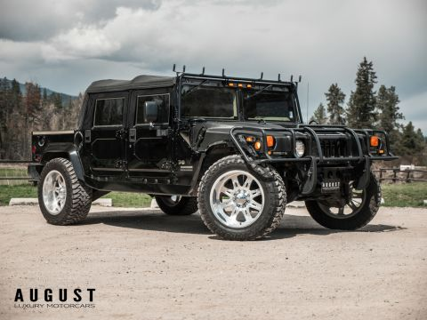 Pre-Owned 1999 Hummer H1 Turbo Diesel