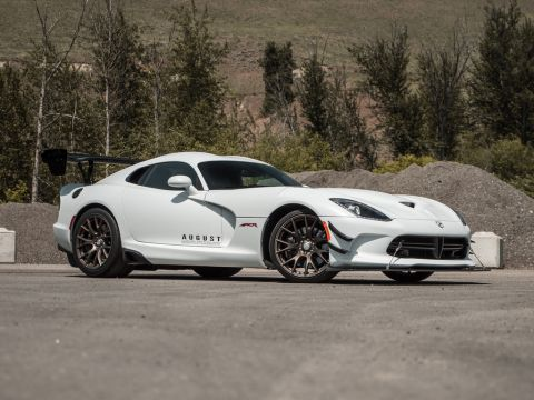 Pre-Owned 2016 Dodge Viper SRT ACR Extreme 1 of 1
