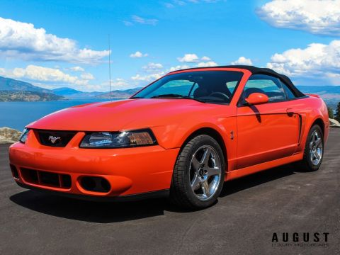 Pre-Owned 2004 Ford Mustang SVT Cobra