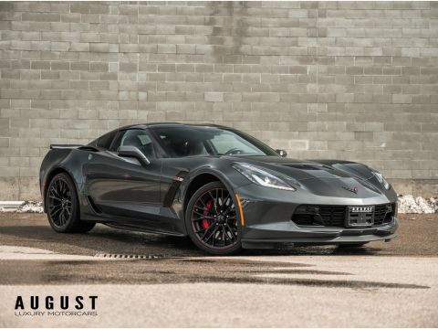 Pre-Owned 2017 Chevrolet Corvette Z06 2LZ