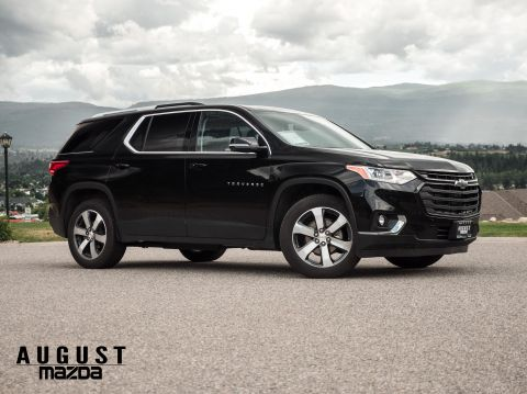 Pre-Owned 2018 Chevrolet Traverse 3LT