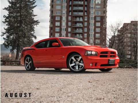 Pre-Owned 2009 Dodge Charger SRT8 Super Bee