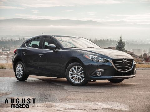 Pre-Owned 2015 Mazda3 Sport GS