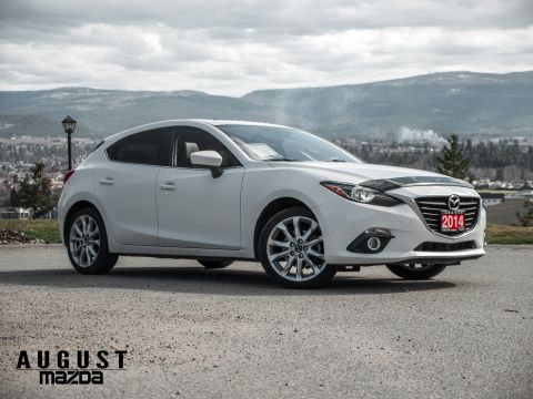 Pre-Owned 2014 Mazda3 GS