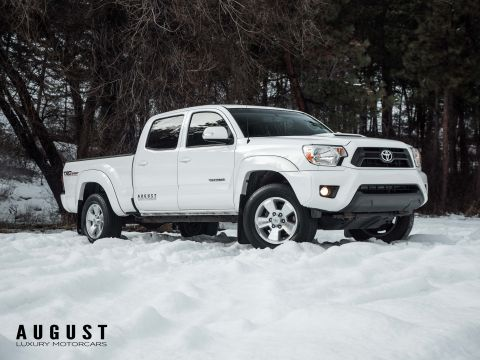 Pre-Owned 2014 Toyota Tacoma TRD Sport - One Owner