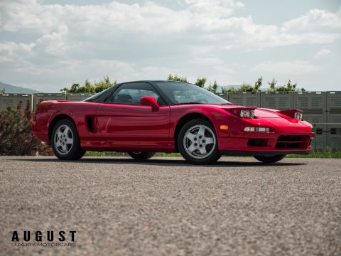 Pre-Owned 1991 Acura NSX Very Rare, All original car