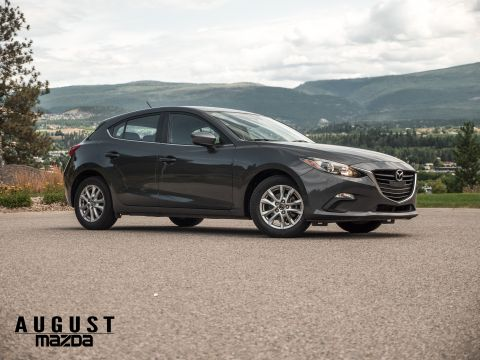 Pre-Owned 2014 Mazda 3 Sport GS