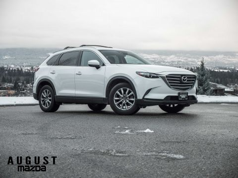 Pre-Owned 2017 Mazda CX-9 GS-L