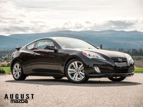 Pre-Owned 2010 Hyundai Genesis Coupe 2.0T GT