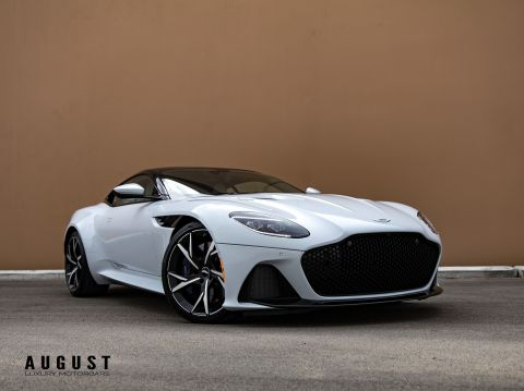 Pre-Owned 2019 Aston Martin DBS Superleggera