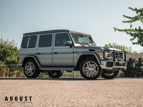 Pre-Owned 2017 Mercedes-Benz G-Class AMG G 63