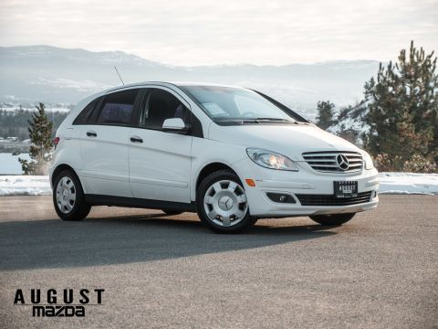 Pre-Owned 2006 Mercedes-Benz B-Class -
