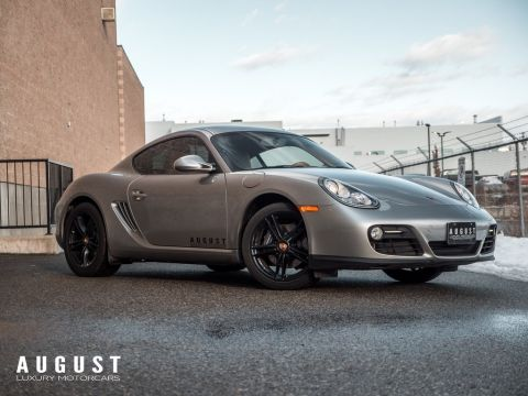 Pre-Owned 2012 Porsche Cayman PDK - Only 28,000 KM