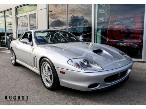 Ferrari For Sale At August Motorcars In Kelowna Bc