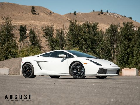 Pre Owned Lamborghini For Sale At August Motorcars In